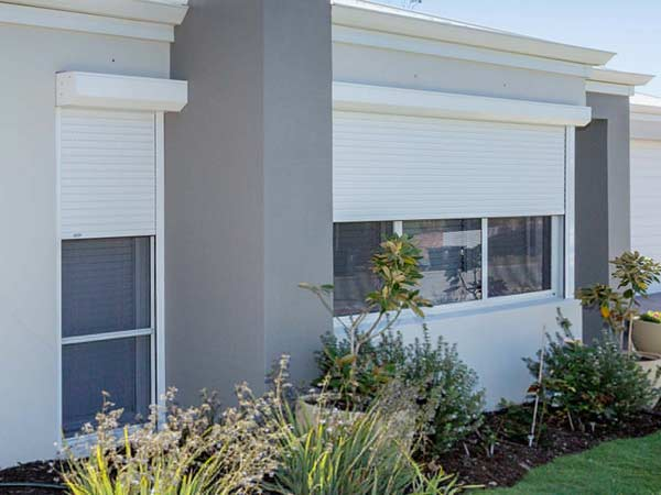 Lifetime Warranty on Roller Shutters